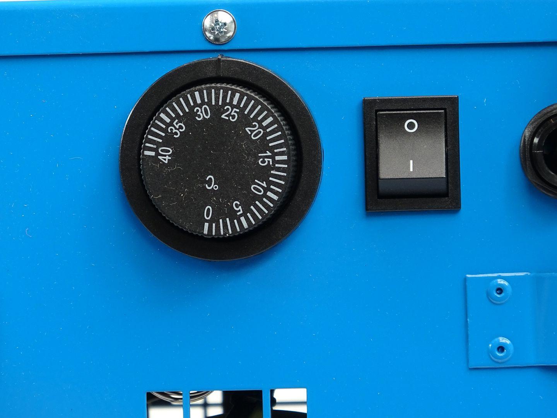 Industrial Electric Fan Heater 23kW